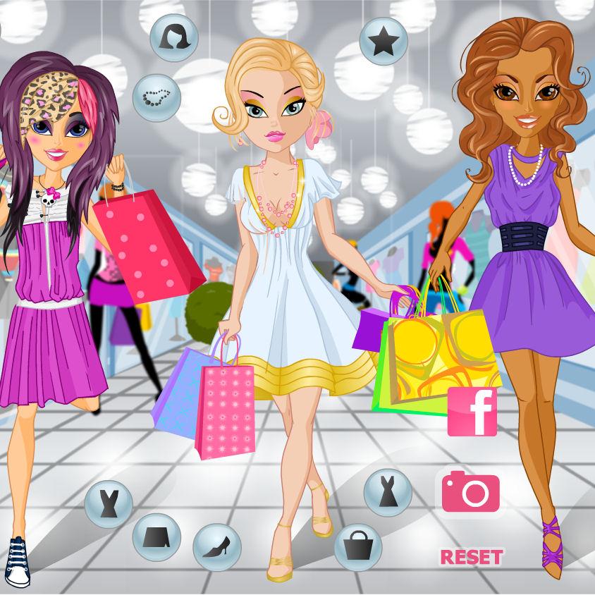 juego comprar tiendas lujo