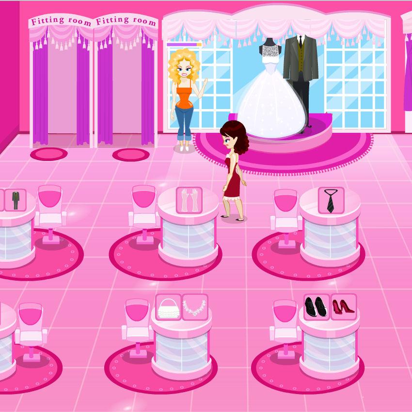 Juegos de vender vestidos para novias