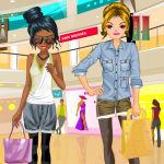 Juego de comprar en tiendas fashion