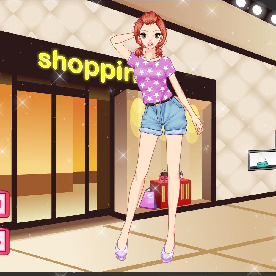 juego compras tiendas verano