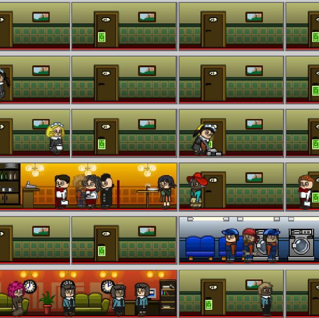 juego construir hotel