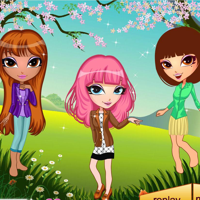 juego moda primavera