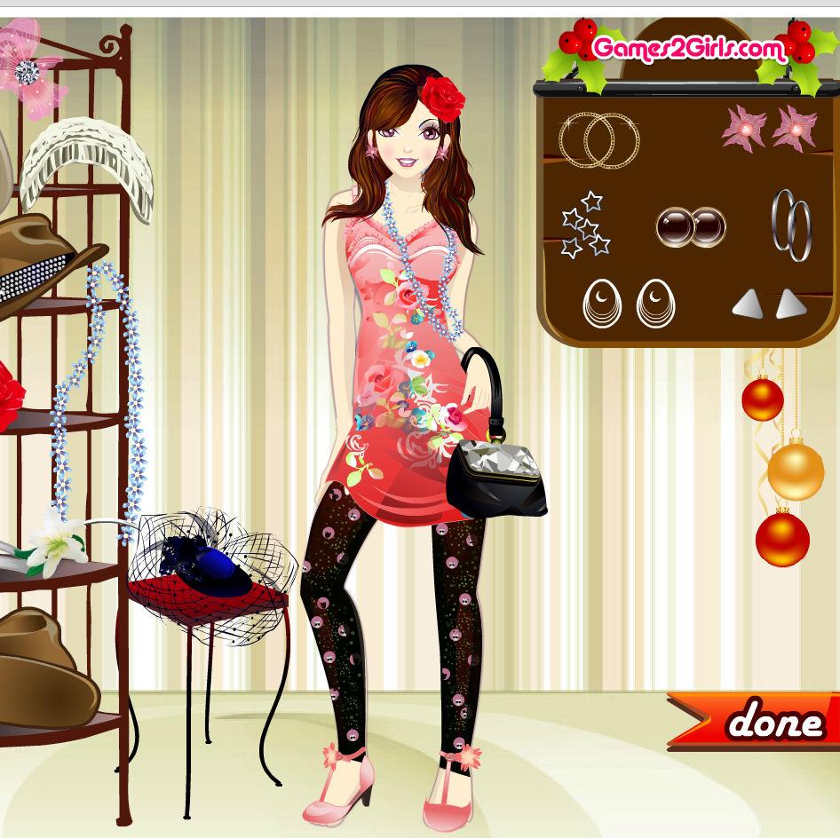 juego vestir estilo