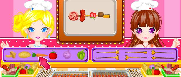 Juegos de cocinar y pasteleria