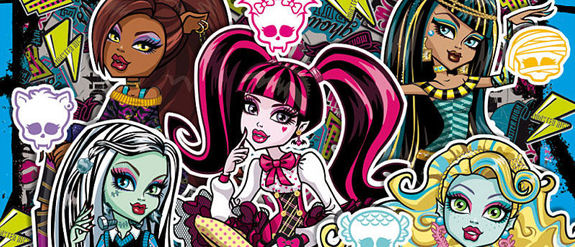 Juegos Monster High