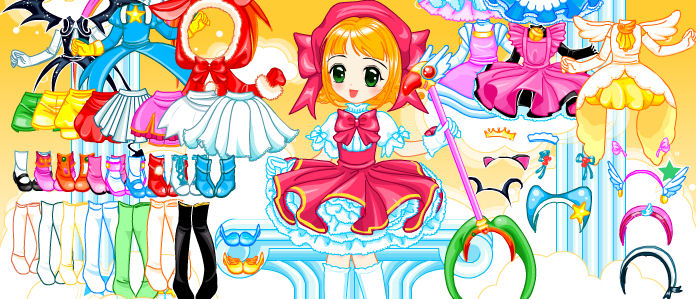 Juegos vestir chicas niñas