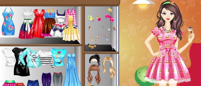 Juegos De Vestir Y Maquillar Gratis Y Peinar Barbie Vestir Y
