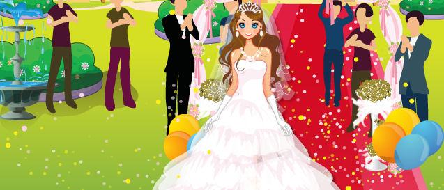 Juegos vestir novias
