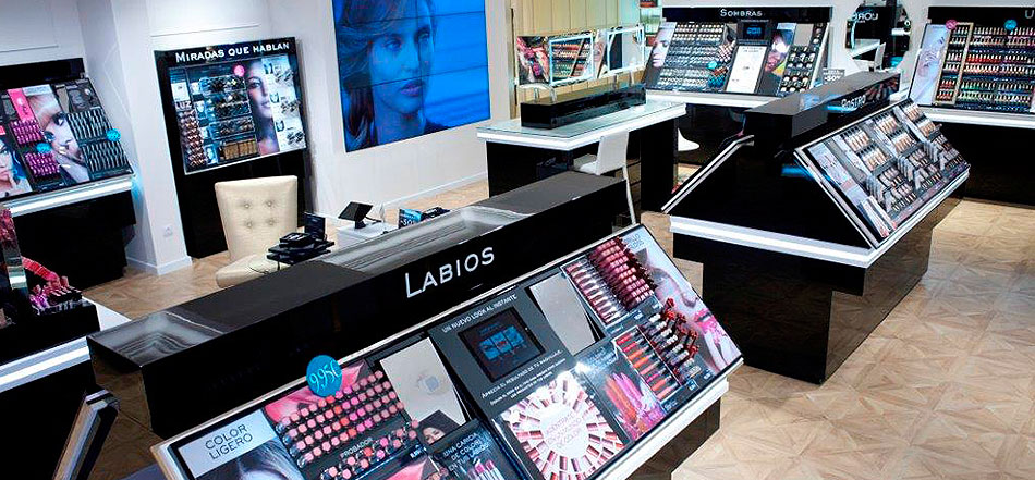 tiendas de maquillaje