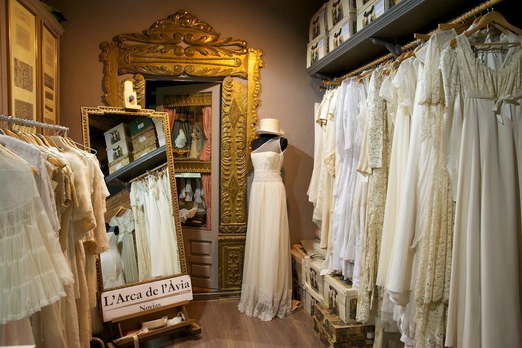 trajes novia