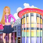 Juego de ir de tiendas con Barbie