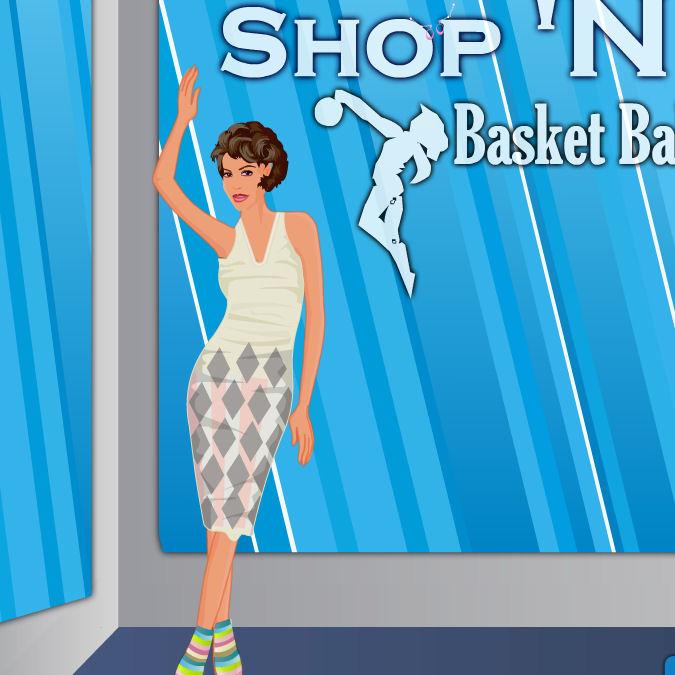 juego comprar ropa basket