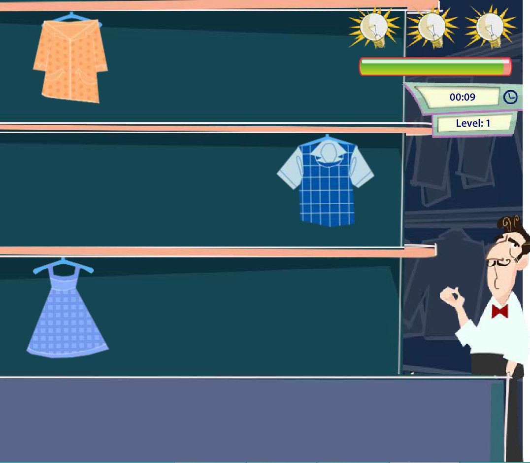 juego comprar ropa sastreria