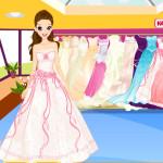 Juego de comprar vestido a la novia