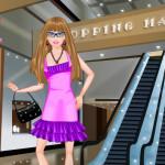 Juego de comprar vestidos con Barbie