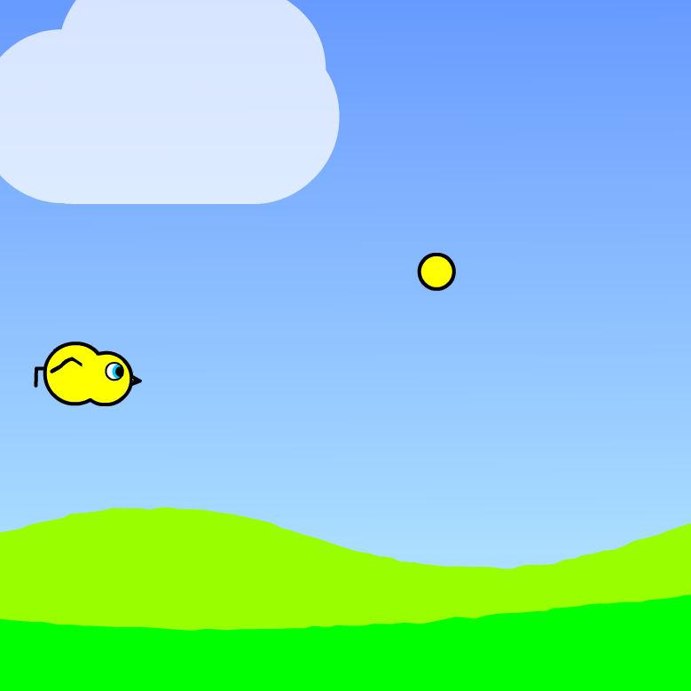 juego pollito volador