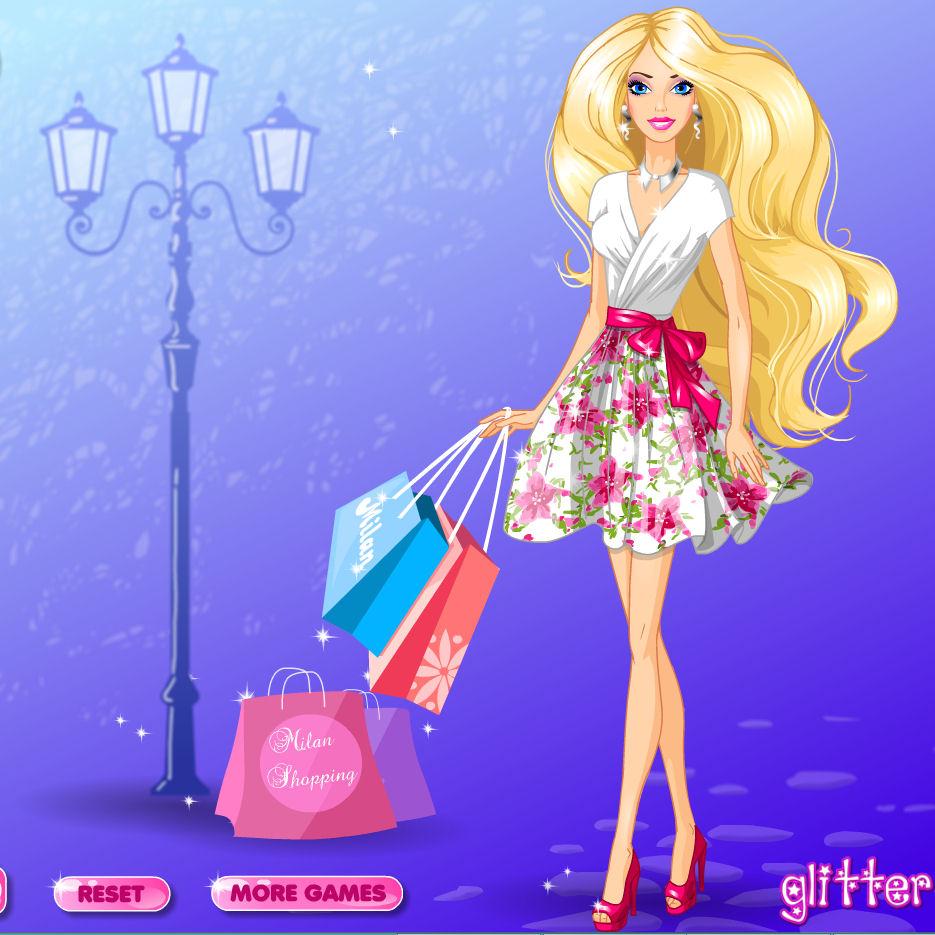 juego vestidos barbie