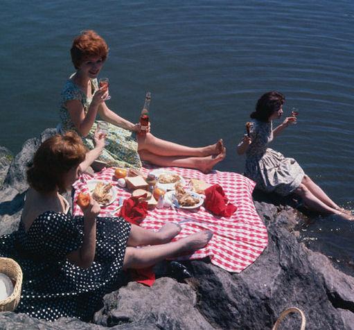 amigas picnic