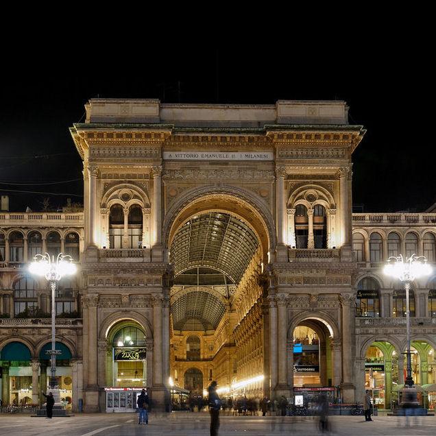 centro comercial milan