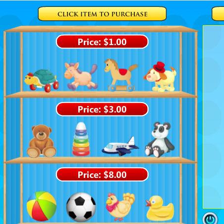 juego calcular comprar