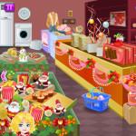 Juego de comprar el día de Navidad