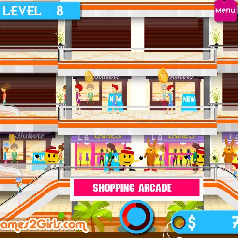 juego comprar construir tiendas