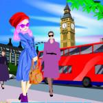 Juego de compras en Londres