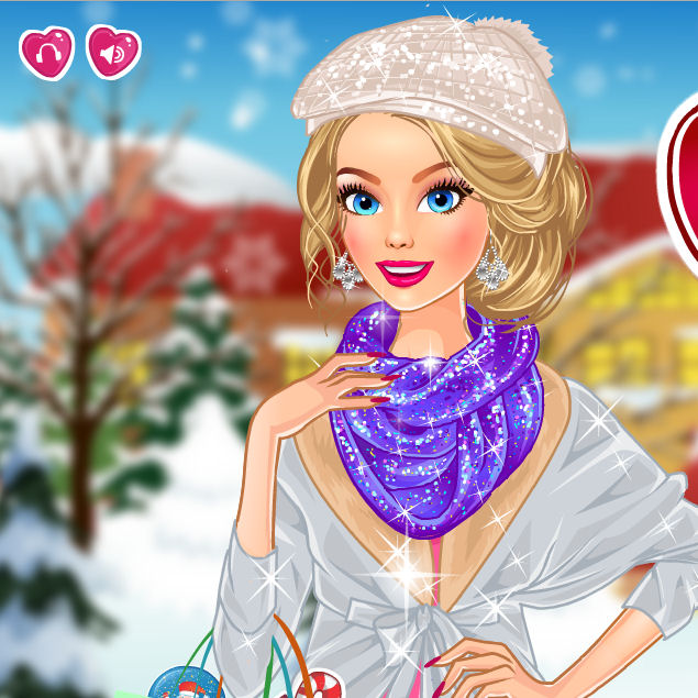 juego compras moda navidena