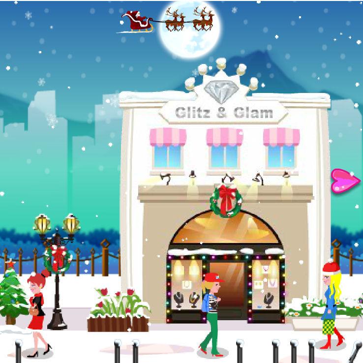 juego compras navidenas