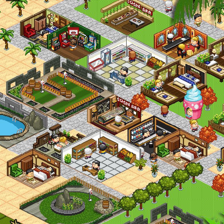 juego construir centros comerciale