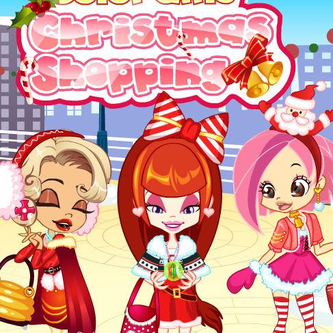 juego moda fiesta navidad