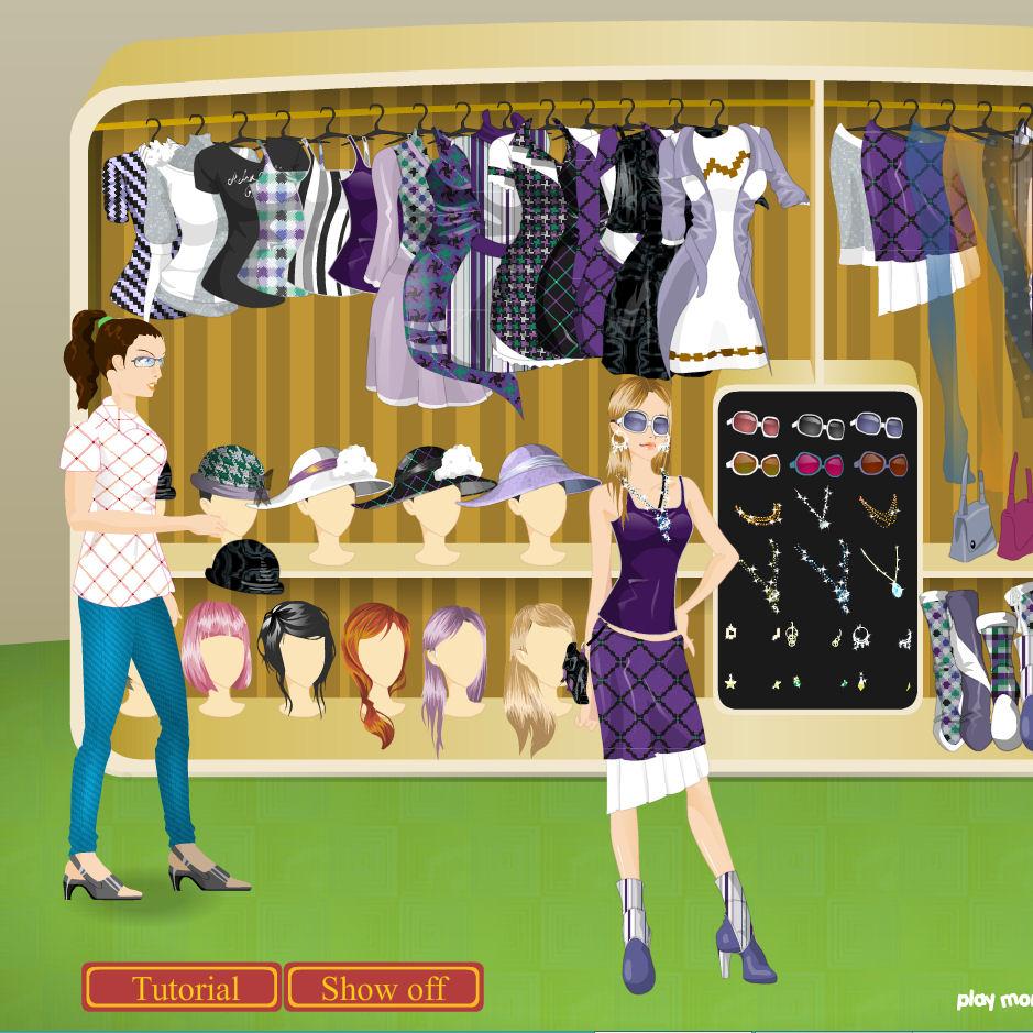 juego personal shopper amiga