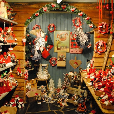tienda navidad