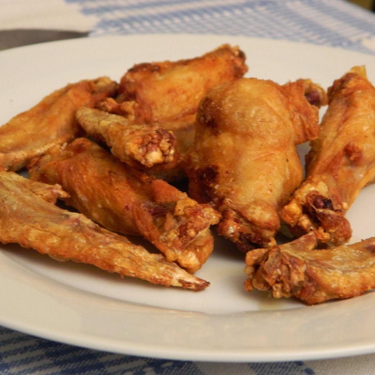 alitas pollo