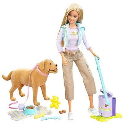 barbie-perro