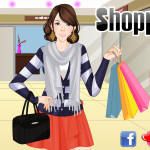 Juego de moda para ir de tiendas