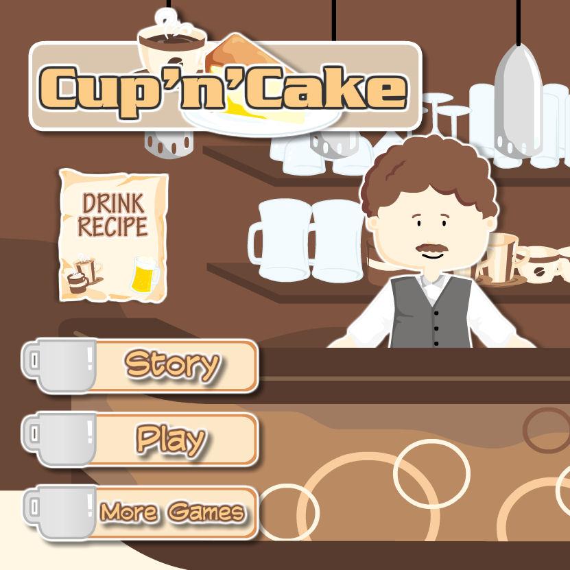 juego vender cafe dulces