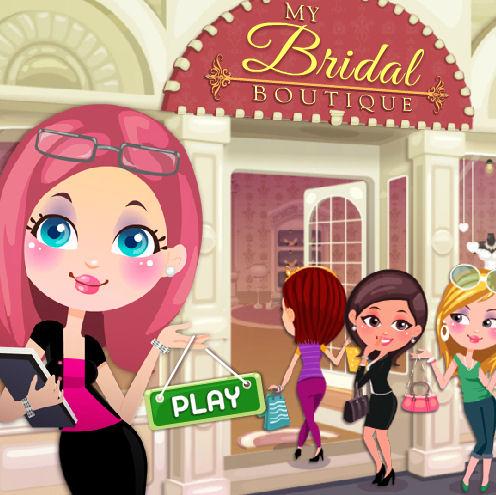 Juegos de vender vestidos de novia gratis