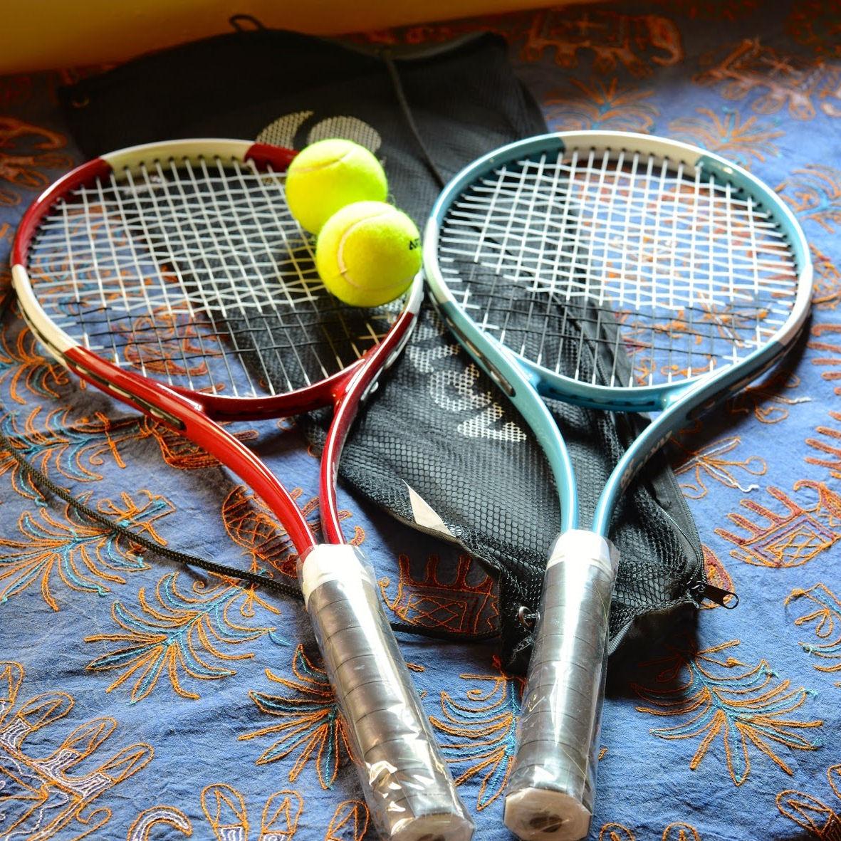 tenis raquetas