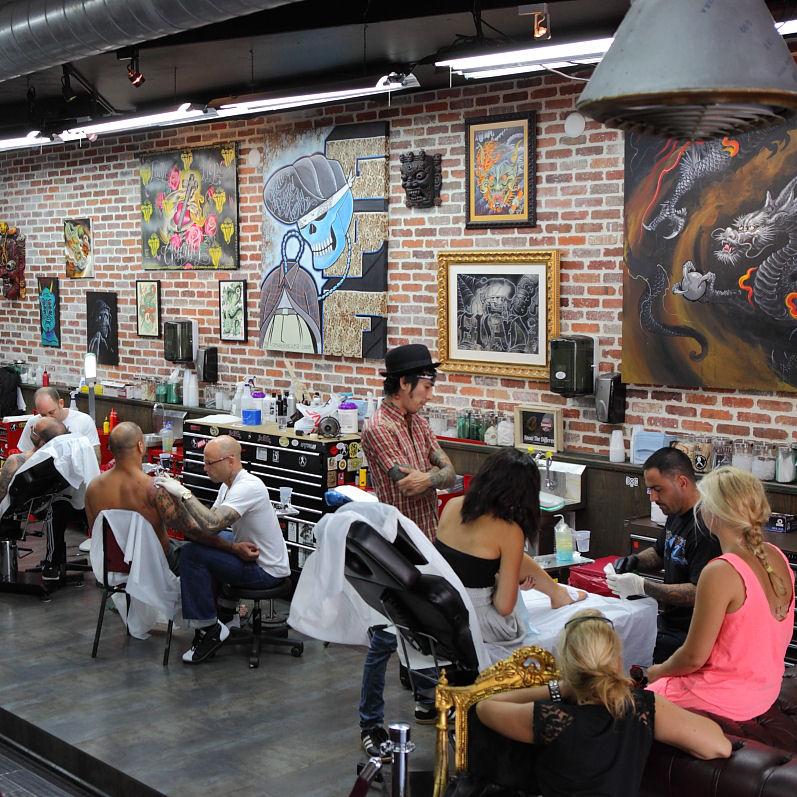tienda tatuajes