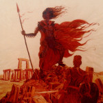 Mitología celta: Cúchulainn y la guerrera Scáthach