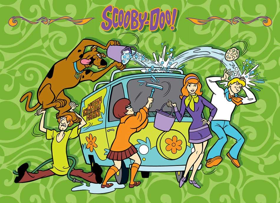 Scooby Doo fondo escritorio