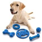 Juego de recoger juguetes de mascotas