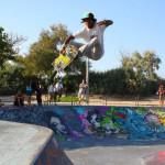 Juego de skateboard urbano con Scooby Doo