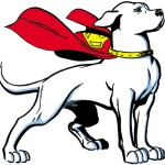 Súper Perro al rescate de los cachorros