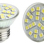 Ahorrar electricidad con bombillas LED