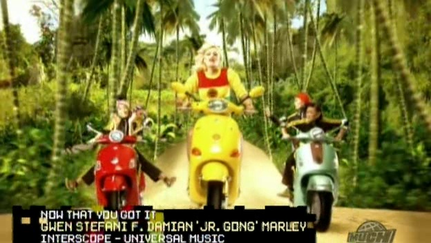 gwen stefani now that you got it 08