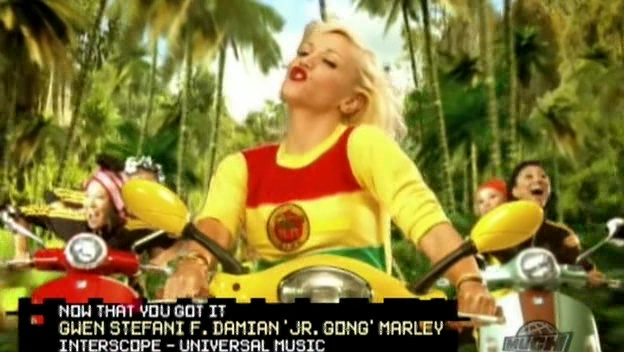 gwen stefani now that you got it 09