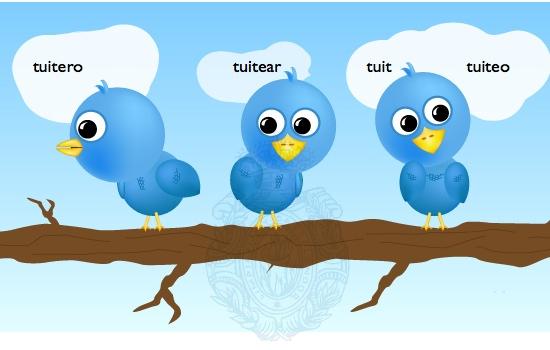 tuit tuitear tuitero