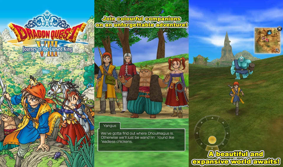 Dragon Quest VIII android